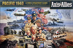 Axis & Allies Pacific 1940 WWII Strategy Game