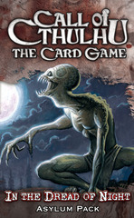 Call of Cthulhu: The Card Game - In the Dread of Night Asylum Pack