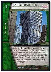 Baxter Building - Unlimited Edition - Foil