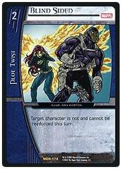 Blind Sided - Unlimited Edition - Foil