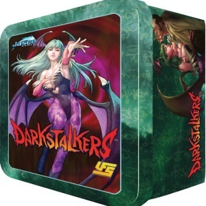 Darkstalkers (Morrigan) Collectors Tin