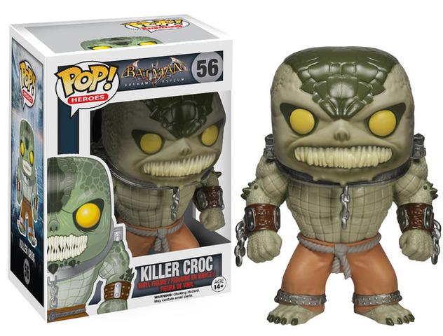 #56 Killer Croc (Batman Arkham Asylum)