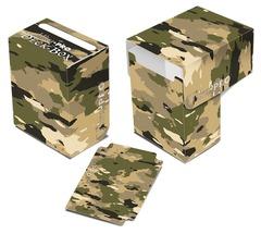 Camo Deck Box (Ultra Pro)