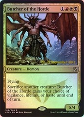Butcher of the Horde Foil - Prerelease Promo