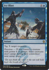 Icy Blast (Khans of Tarkir Prerelease)