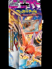 XY Phantom Force - Burning Winds Theme Deck