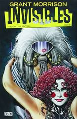 INVISIBLES HC BOOK 01 DELUXE EDITION (OCT130287) (MR)