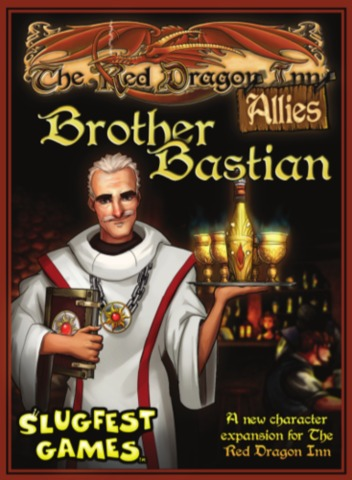 The Red Dragon Inn: Allies - Brother Bastian