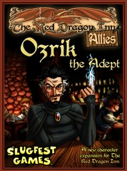 Red Dragon Inn: Allies - Ozrik the Adept