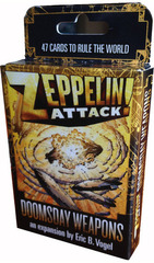 Zeppelin Attack: Doomsday Weapons
