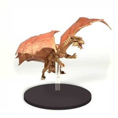 Attack Wing: Dungeons and Dragons - Wave Four Gold Dragon Expansion Pack