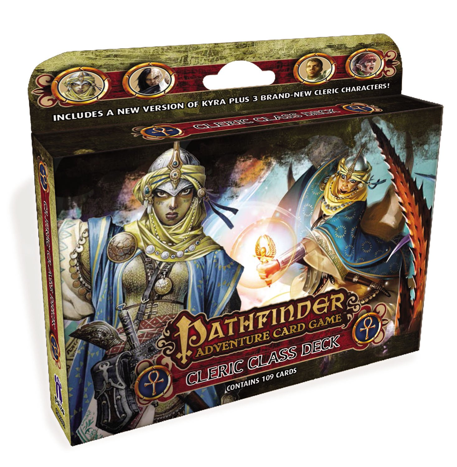 Pathfinder Adventure Card Game: Cleric Class Deck