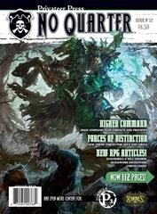 No Quarter Magazine Issue: 52