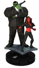 2014 - Hulk and Red She-Hulk M-016