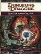 4th Edition  - Dungeon's Master's Guide (Good)