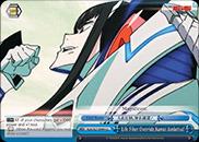Life Fiber Override, Kamui Junketsu! - KLK/S27-E099 - CC