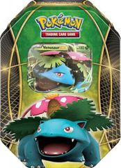 Pokemon EX Power Trio Tin Venusaur