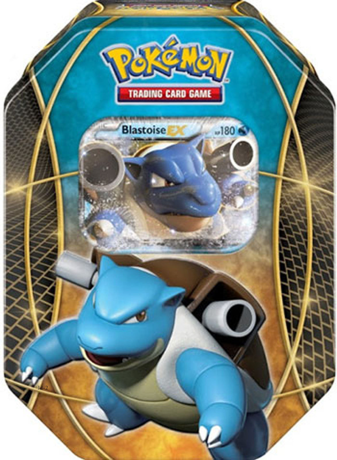 EX Power Trio Blastoise