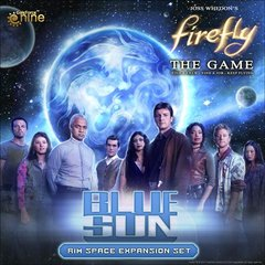 Firefly, The Game: Expansion - Blue Sun