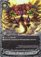 Divine Dragon Creation - EB01/0007 - RR