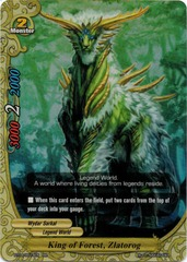 King of Forest, Zlatorog - BT04/0014 - RR
