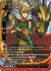 Twin Horns King of Knights, Alexander - BT04/0022EN - R