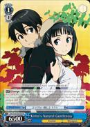 Kirito's Natural Gentleness - SAO/S20-E087PR - PR