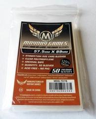 50 ct USA Chimera Card Sleeves - Premium