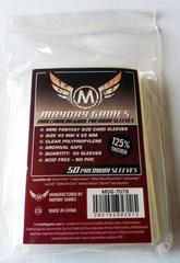 50 ct Mini Chimera Card Sleeves - Premium