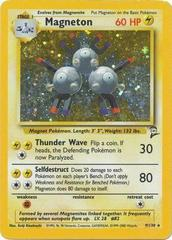 Magneton - 9/130 - Holo Rare - Unlimited Edition