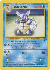 Wartortle - 63/130 - Uncommon - Unlimited Edition (WIZARDS GOLD STAMP)