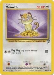 Meowth - 80/130 - Common - Unlimited Edition