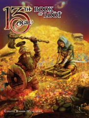 13th Age: Book of Loot
