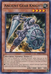 Ancient Gear Knight - BP03-EN033 - Rare - Unlimited Edition