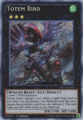 Totem Bird - MP14-EN056 - Secret Rare - Unlimited