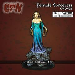 CMON Contest 12 - Female Sorceress from Dark Sword Miniatures (Limited Edition)