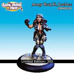 Army Brat 2- Lee lee (Limited Edition: 300)