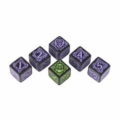 Hordes Legion of Everblight Dice Set