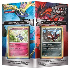 Battle Arena Decks: Xerneas VS Yveltal