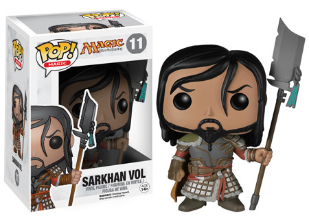 #11 - Sarkhan Vol