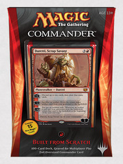 Commander 2014: Built from Scratch (Red)-- OPEN BOX - SLEEVED