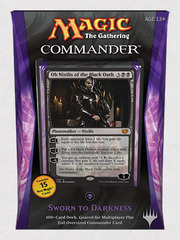 Commander 2014: Sworn to Darkness (Black) - German