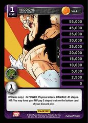 Recoome - Ginyu Force C11