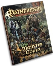 Pathfinder RPG - Monster Codex