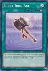 Lucky Iron Axe - YS14-EN027 - Common - Unlimited Edition
