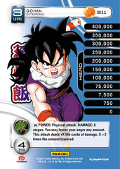 Gohan - Determined - 11 - High Tech Foil