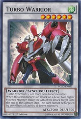 Turbo Warrior - LC5D-EN033 - Common - 1st Edition