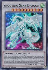 Shooting Star Dragon - LC5D-EN040 - Super Rare - 1st Edition