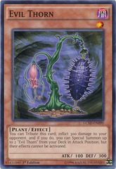 Evil Thorn - LC5D-EN090 - Common - 1st Edition