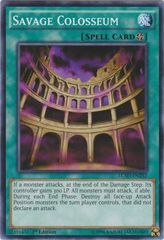 Savage Colosseum - LC5D-EN252 - Common - 1st Edition